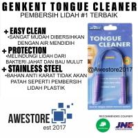 Genkent Alat Pembersih Lidah Tongue Cleaner