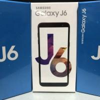 Samsung Galaxy J6 - Garansi Resmi Samsung Indonesia (SEIN)