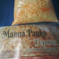 TEPUNG 1kg MANNA PANKO BREAD CRUMBS NUGGET Panir Premix