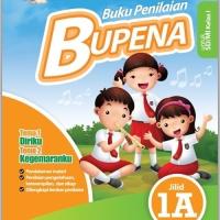 BUPENA 1A 1B 1C 1D Revisi 2016 ERLANGGA/BUKU SOAL TEMATIK SD KELAS 1