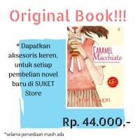 Novel Remaja Caramel Macchiato - Iffah Ariqoh