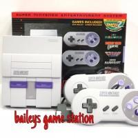 Jual Super Nintendo Classic Game Edition NES SNES Original Plus Game Murah