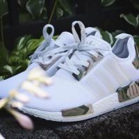 004ca63a7 Sepatu Pria - Adidas NMD R1 White Camo - PRM