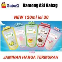 Kantong ASI Gabag 120ml 120 ml / Gabag Breastmilk Storage 120ml