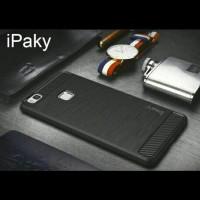 Slim Fit Carbon Samsung J8 2018 6.0 inchi Soft Case Carbon ANTI MELAR