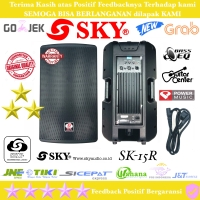 Speaker Active SkyAudio SK-15R Professional Sound 15 Inch PERFECT