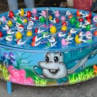Mainan Pancingan Ikan Magnet. Pancingan elektrik. Pancingan kering