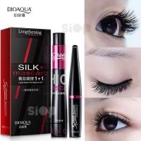 Mascara bioaqua silk waterproof lightening original