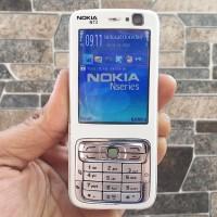 Nokia N73 Normal Hp Jadul Bekas Klasik Dual Kamera Handphone Nostalgia