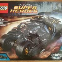 Jual Lego 76023 The Tumbler Batman Murah