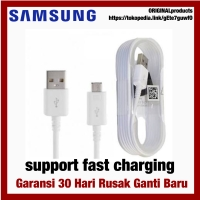 cable kabel data micro usb samsung note 4 5 s5 s6 s7 edge ORIGINAL