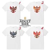 Jual Kaos cinta indonesia / kaos indonesia / indonesia tshirt / size Dewasa Murah
