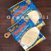 Rositas Tortilla Burrito / Tortila Wrap 10 LEMBAR
