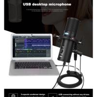 Alctron UR66 Multipatern USB Microphone