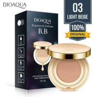 +REFIL ISI 2 (NO 03) black box bioaqua bb cushion exquisite & delicat