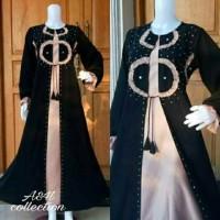 abaya arab / gamis turki / abaya gamis / abaya anak / abaya hikmat