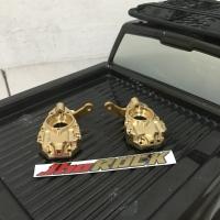 KYX TRAXXAS TRX4 knuckle brass