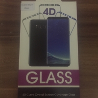 tempered glass samsung S9 full glue