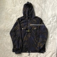 Supreme x Stone Island Anorak Jacket