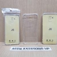 Anti Crack Samsung J6 2018 J600F J600 5.6 inchi Jeli Case Anti Shock