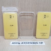 Anti Crack Samsung J4 2018 J400F J400 5.5 inchi Jeli Case Anti Shock