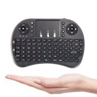 Keyboard Mini Wireless i8 2.4G Touchpad untuk KODI Android TV