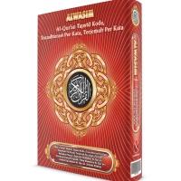 Al Quran Al Wasim, AlQuran ALWASIM Tajwid Terjemah - Size A5