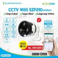 GRATIS 32Gb! IP Camera Super Spring SIP210 Outdoor Wifi ipcam