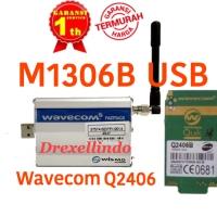 modem m1306b usb q2406b wavecom