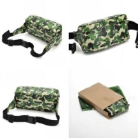 [READY STOCK BEST SELLER] BAPE WAIST BAG CAMO APPENDIX / BAPE WAISTBAG