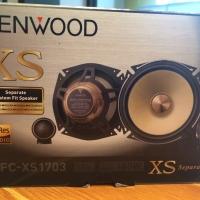 Harga speaker kenwood xs kfc xs1703 hi res | Pembandingharga.com
