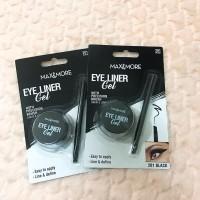 MAX & MORE Eyeliner Gel