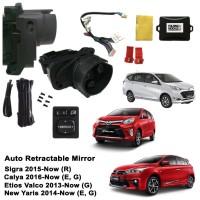 Retractable Mirror / Spion Lipat Otomatis Toyota Calya