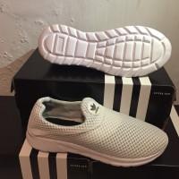 Adidas full white