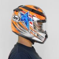 Helm Full Face Arai Quantum J Disalvo SNELL