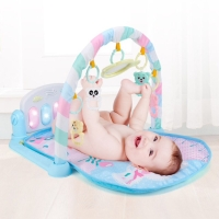 Baby play gym | play mat piano musical