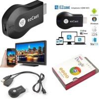 USB WIRELESS ANYCAST EZCAST M2 HDMI DONGLE WIFI RECIEVER