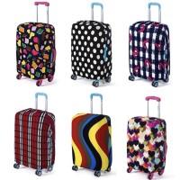 Luggage cover elastis size XL