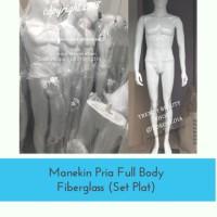 Manekin Pria/Cowok Full Body Alien