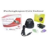 CAMERA CCTV Tanpa DVR - Rekam Pakai Micro SD Lebih Praktis