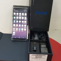 HP SAMSUNG NOTE 8 Midnight black ram 6/64 second