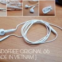 Headset / handsfree / earphone original 99% Samsung s6
