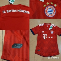 Jersey Baju Bayern Munchen Munich Home Adizero Player Issue 2018 2019
