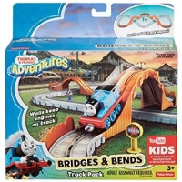 Thomas and Friends Adventures - Bridges and Bends Track Pack