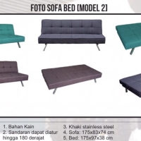 FURNITURE SOFA BED CANVAS model IKEA HIGH QUALITY IMPORT