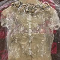 Baju pesta Party dress gown Sebastian Gunawan preloved