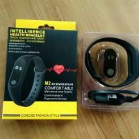M2 Bluetooth Smart Bracelet Mi Band 2 Look-Smart Band Heart Rate New