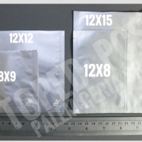 Kemasan Sachet 12x8cm alumunium foil PRAKTIS