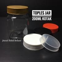 TOPLES BUMBU / TOPLES SAMBAL / TOPLES PLASTIK 200ML KOTAK