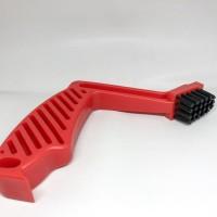 Foam Pad Conditioning Brush Sikat Foam Pad
